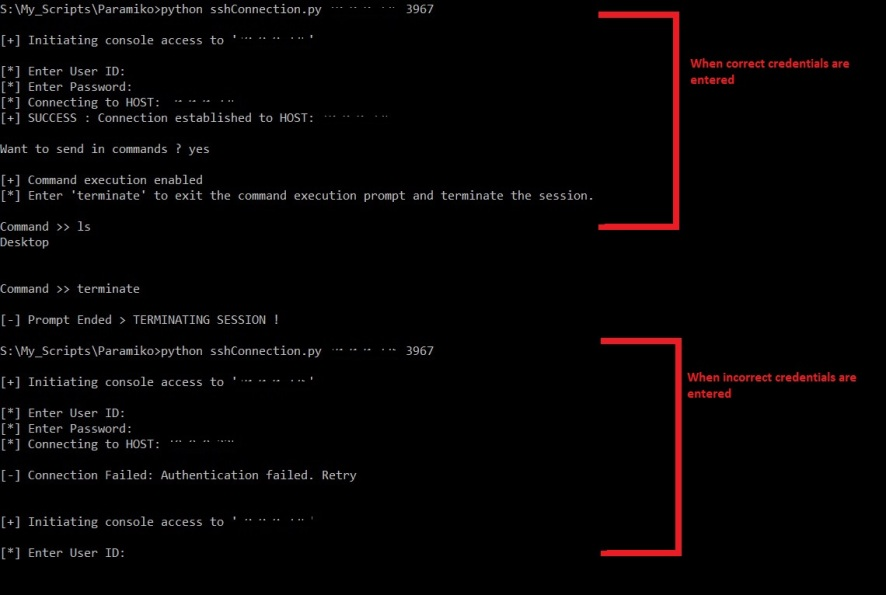 SSH via python or maybe even a Brute force attack!! – SecureSeed